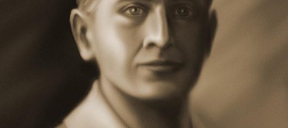 Joe Condon - Digital Paintings - Adolf