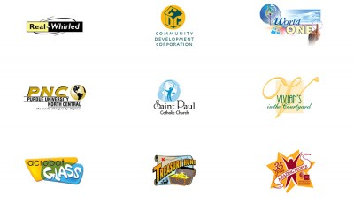 Logos by Joe Condon