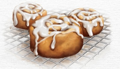 cinnamon buns by joe condon