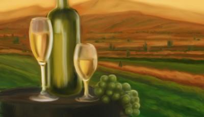 Joe Condon - Digital Paintings - Landscape