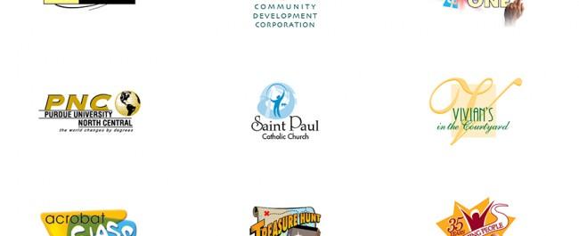 Logos by Joe Condon